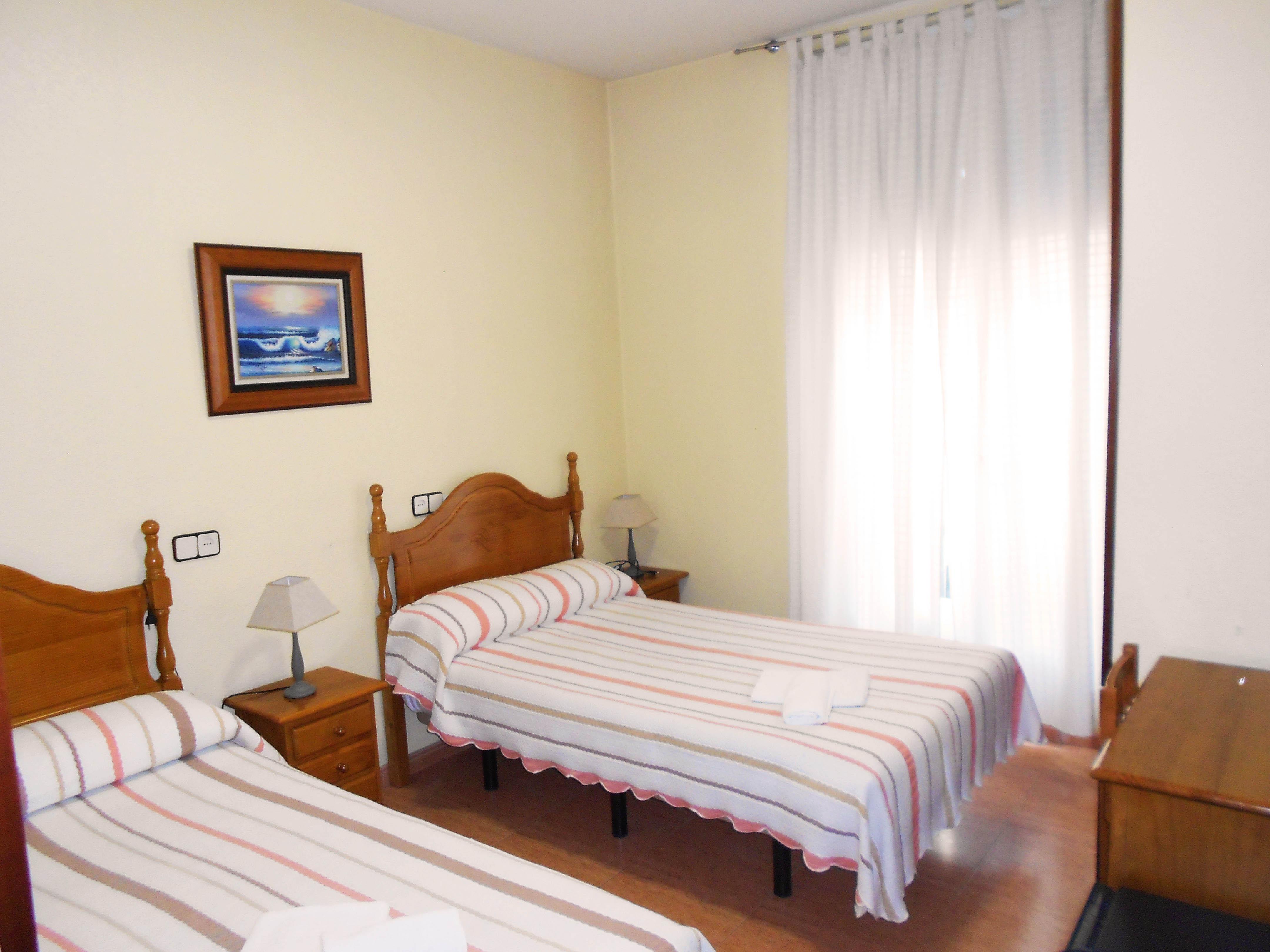 Hostal internacional habitaciones - Habitaciones con dos camas ...